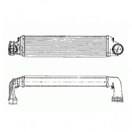 Intercooler 77863510
