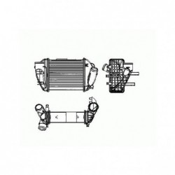 Intercooler 8E0145805E