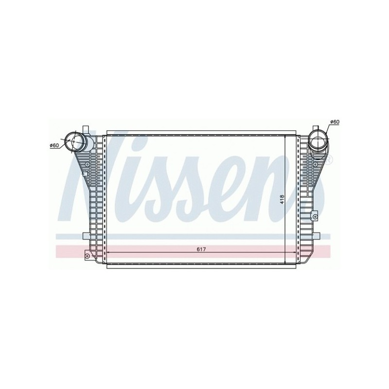 Intercooler 1K0145803AS